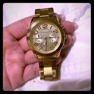 New condition Michael Kors watch